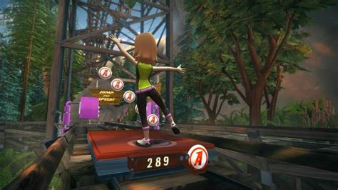Top de juegos ps4 calculado diariamente con el tráfico de 3djuegos con un año de. Imágenes de Kinect Adventures - 3DJuegos