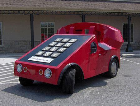 volkswagen beetle converted   phone car