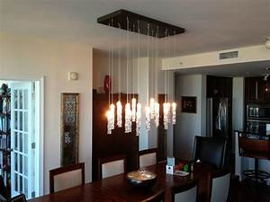 twist chandelier contemporary dining room new york With chandeliers for dining room contemporary
