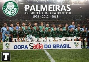 Palmeiras é campeão da Copa do Brasil! Baixe o pôster