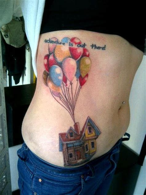 tattoo   carl fredrickson   house fly