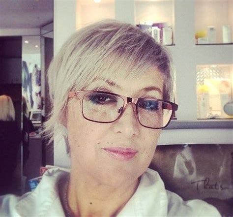 blondepixieover short hairstyles