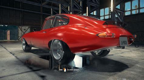Jaguar E Type (xke) Mod For Car Mechanic Simulator 2018
