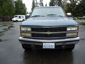 1990 Chevrolet 2500 3  4 Ton 4x4 V8 Long Bed Four Wheel Drive Pickup Truck For Sale