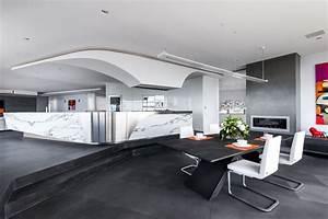 salle a manger design contemporain ambiance et deco With deco cuisine avec mobilier de salle À manger contemporain