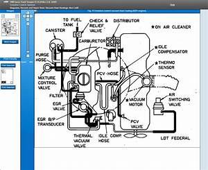 Need Vacuum Diagram For Isuzu Trooper