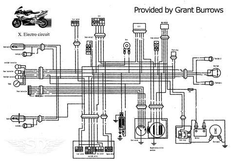 pocket bike wiring diagram 110cc pocket bike wire harness 30 wiring diagram images