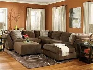 Living room living room designs with sectionals living for Sectional living room ideas