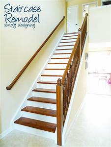 Staircase Make-Over {Part 6}: the finishing touches