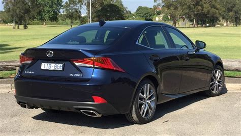 2017 Lexus Is200t Review by Lexus Is200t Luxury 2017 Review Carsguide