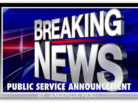 Zombie Apocalypse Public Service Announcement! By