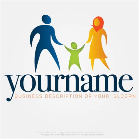 family logo design www imgkid com the image kid has it
