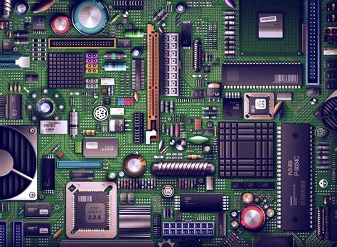 Motherboard Background Motherboard Hd Wallpaper Wallpapersafari