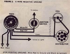 Rac Tachometer Cabling