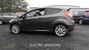 Ford Fiesta 2016 : ford new fiesta 2016 zetec s 1 0 ecbst 125ps 3dr u14394 youtube ~ Medecine-chirurgie-esthetiques.com Avis de Voitures