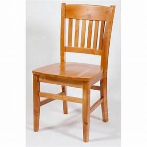 Chaise En Pin : chaise en pin monique ecopin meubles en pin ~ Teatrodelosmanantiales.com Idées de Décoration