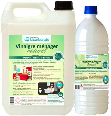 vinaigre blanc d alcool naturel concentr 233 224 12 degr 233 s 1