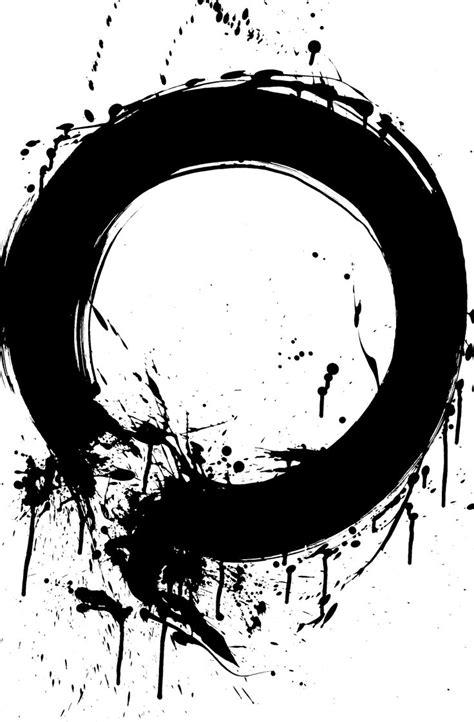 círculo   Trash polka, Circle tattoos, Line art drawings