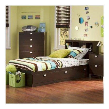 Captains Bed With Bookcase Headboard by Mate Captain S Bed With Bookcase Headboard In