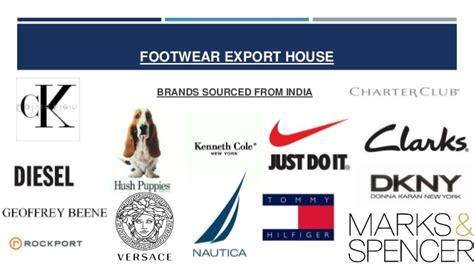 International Marketing Footwear Export House