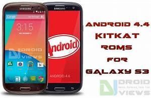 Install Android 4.4 KitKat ROM on Galaxy S3 (I9300, I9305 ...
