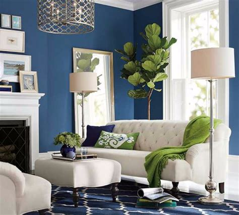 reason  blue    color  decorating