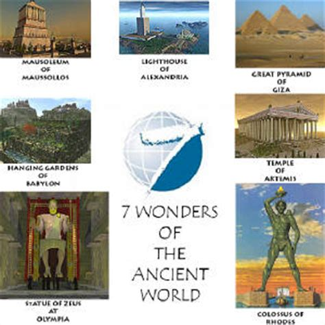 seven wonders of the ancient world introduction