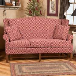 High Back Sofa Slipcovers by Wingback Sofa Irvin S Country Tinware
