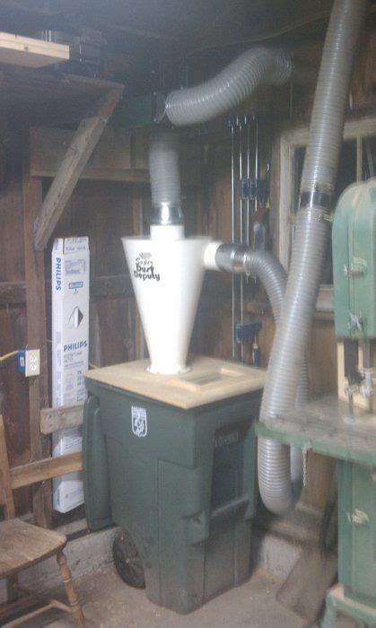 woodshop dust collection images  pinterest