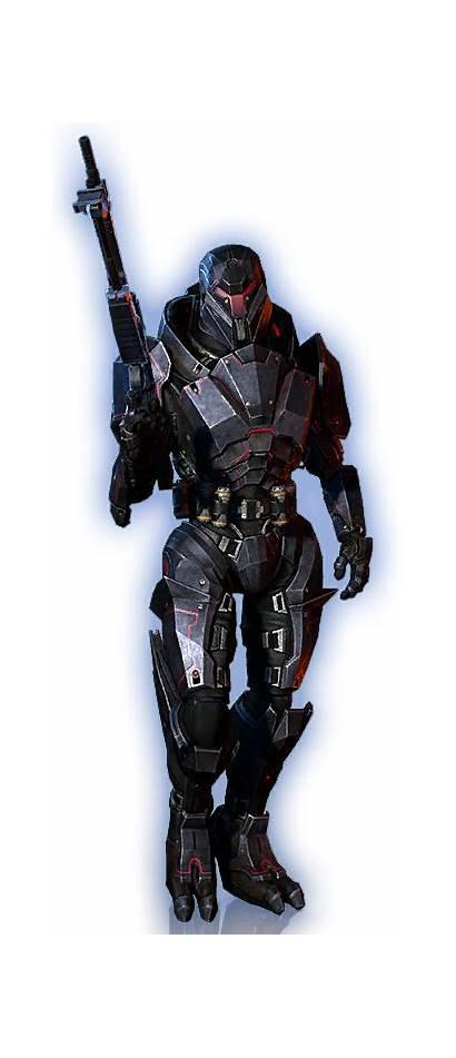 Garrus Alternate Mass Effect Armor Terminus Me3