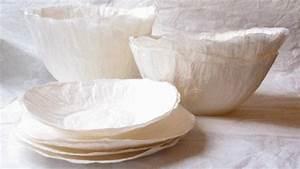 Papier De Soie Blanc : sublimes cr ations en papier de soie ~ Farleysfitness.com Idées de Décoration
