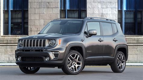 Jeep Renegade Picture by Jeep Renegade Gets New Engine Slight Restyle For 2019