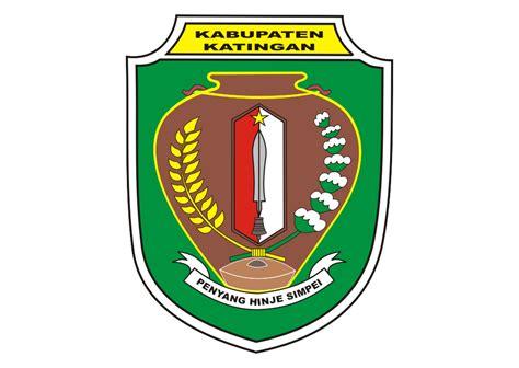 logo kabupaten katingan vector  logo vector