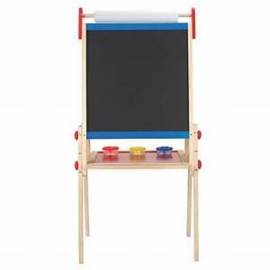 Staffelei Für Kinder : staffelei h henverstellbar magnettafel whiteboard und kreidetafel mit papierrolle ~ Buech-reservation.com Haus und Dekorationen