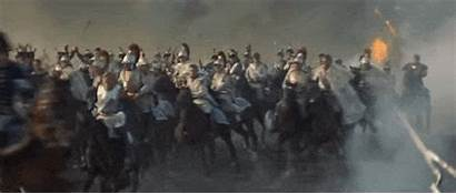 War Soldiers Cavalry Cgi Gifs Total Movies