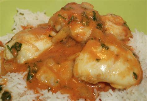 cuisiner des joues de lotte curry de joues de lotte balade gourmande de cécile