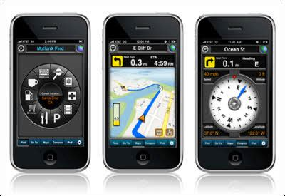 gps apps for iphone image gallery iphone gps apps