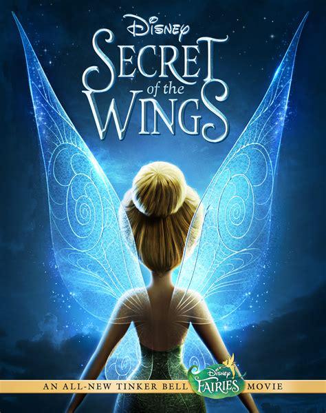 Disney Tinkerbell Film Poster Secret Of The Wings