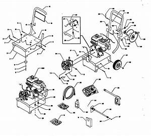Craftsman Pressure Washer Parts