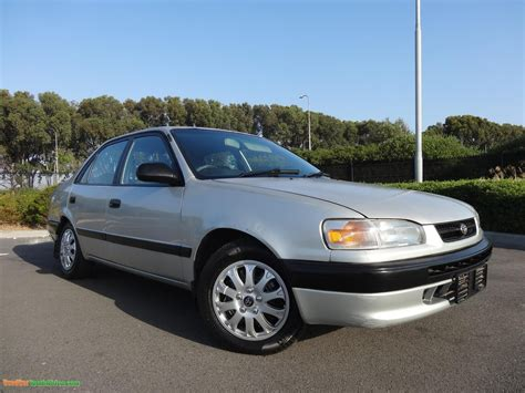Check spelling or type a new query. 1990 Toyota Corolla 1,8 used car for sale in East London ...