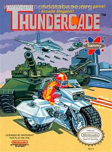 Thundercade, Twin, Formation, -, Nintendo, Nes