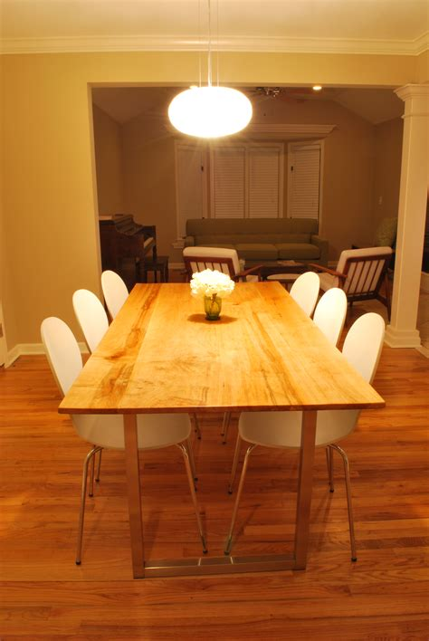 Diy The Perfect Dining Room Table  The Suburban Urbanist
