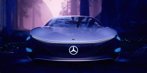 Official: Mercedes-Benz Vision AVTR Concept Car unveiled ...