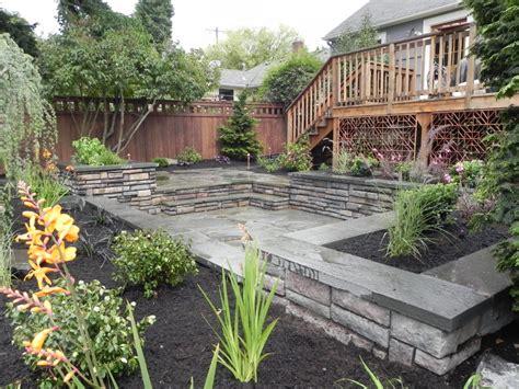 patio and landscape design easy cheap small patio ideas home citizen