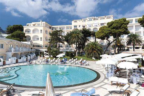 Grand Hotel Quisisana Capri Italy Luxurybared