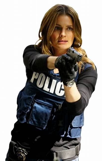 Beckett Castle Police Kate Tv Katic Stana