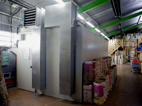 chambre froide commercial un séchoir pour obtenir la meilleure qualité des produits