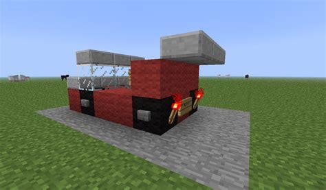 minecraft working car minecraft car download minecraft project