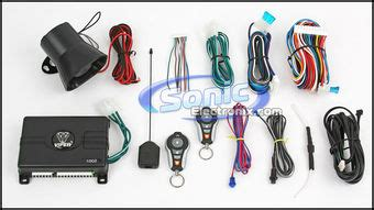 viper  vb car alarm vehicle security system