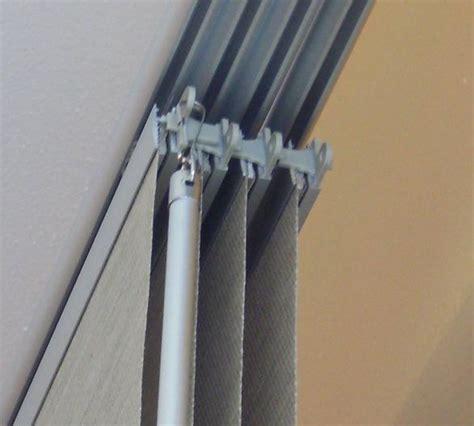 rail sliding panel curtain set from ikea gatineau sector